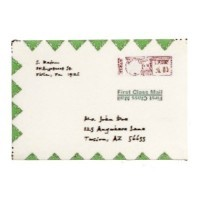 Dollhouse First Class Envelope - Product Image