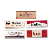 (*) Dollhouse Cigarette Carton - Product Image