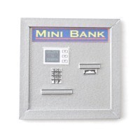 (*) Dollhouse ATM Machine - Product Image