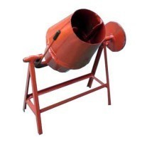 (*) Dollhouse Cement Mixer - Product Image