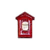 (*) Dollhouse Fire Alarm-Choice of Finish - - Product Image