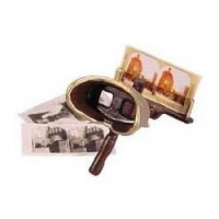 (*) Dollhouse Victorian Stereoscope - Product Image