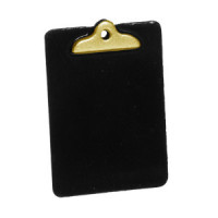 (*) Dollhouse Clipboard- Choice of Color & Style - - Product Image