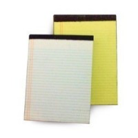 (*) Dollhouse Lined Paper Tablet - Product Image