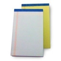 (*) Dollhouse Legal Pad - Product Image