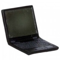 Dollhouse Laptop Computer- Choice of Color - - Product Image