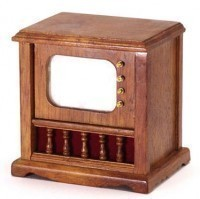 Dollhouse Console Television - Product Image
