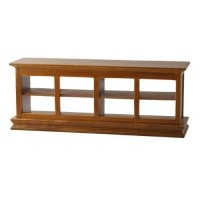 (**) Dollhouse Long Store Display Case - Product Image