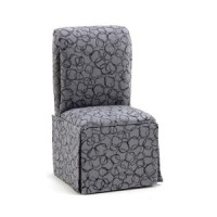 Dollhouse Slipper Chair - Product Image