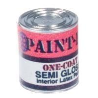 § Sale .30¢ Off - Dollhouse Quart Paint Can - Product Image