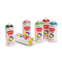 (**) Dollhouse Spray Paint Cans- Choice of Color - - Product Image