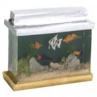 Sale $5 Off - Dollhouse Aquarium - Product Image