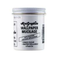 4 fl. oz. Bottle Wallpaper Mucilage - Product Image