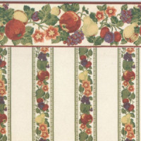(§) Sale $2 Off - 3 Shts Ambrosia Wallpaper - Product Image