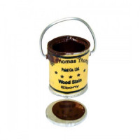 Dollhouse Can of Stain- Choice of Style -  - Product Image