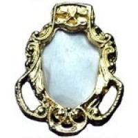 Dollhouse Ornate Photo Frame - Product Image