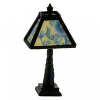 Dollhouse Ornate Tiffany Lamp - Product Image