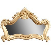 Dollhouse Fireplace Mirror - Product Image