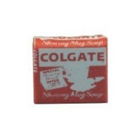 Dollhouse Vintage Colgate Shaving Soap Box - Product Image