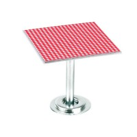 Dollhouse Checked Cafe Tables - Product Image
