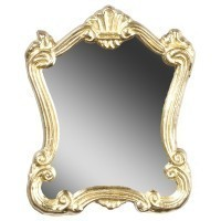 § Sale $1 Off - Victorian Framed Mirror - Product Image
