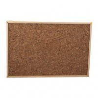 Dollhouse School House Bulletin Board - Product Image