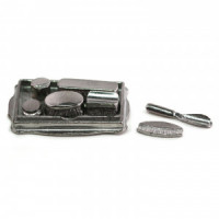 (*) Dollhouse Men's Vanity Set - Product Image
