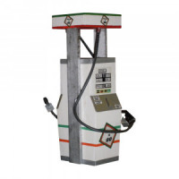 Dollhouse Contemporary Single Gas Pump - Product Image