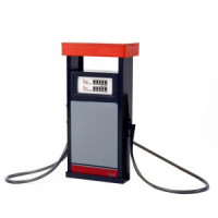(*) Dollhouse Modern Styled Gas Pump - Product Image