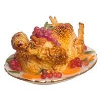 Dollhouse Turkey & Fruits Platter - Product Image