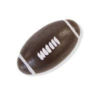 Dollhouse Miniature Football - Product Image