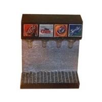 Modern Dollhouse Soda Machine - Product Image