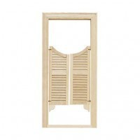 Dollhouse Cafe / Saloon Door - Product Image