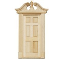 Single Deerfield Door - Product Image