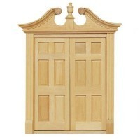 Double Deerfield Door - Product Image
