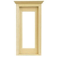 (*) Victorian Glazed Door - Product Image