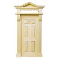 Sale $7 Off - Six Panel Victorian Door - Product Image