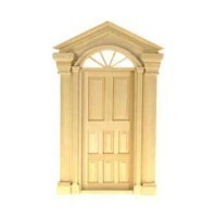 Windsor Door w/ Frame - Product Image