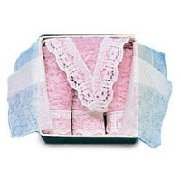 Dollhouse Wedding Gift Box w/ Towels - Product Image
