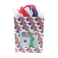 Miniature Patriotic Scene Bag - Product Image
