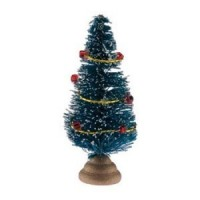 § Sale .60¢ Off - Small Tabletop Christmas Tree - Product Image