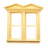 (*) Double Victorian Window - Product Image