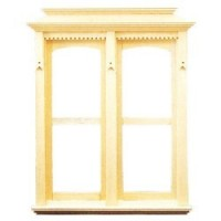 Double - Yorktown Non Working Window - Product Image