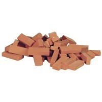 (§) Sale .60¢ Off - Loose Bricks 50 pc - Product Image