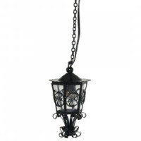 Disc $4 Off - Iron Hanging Carriage Light - Product Image