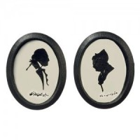 Dollhouse Washington Silhouettes - Product Image