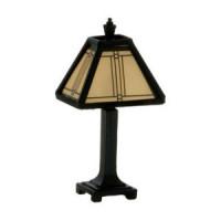 Dollhouse Craftsman Tiffany Lamp - Product Image