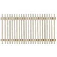 Dollhouse Picket Fence - Product Image
