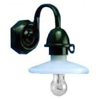Dollhouse Black or Green Security Light - Product Image