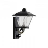 Dollhouse Black Coach Light - Product Image